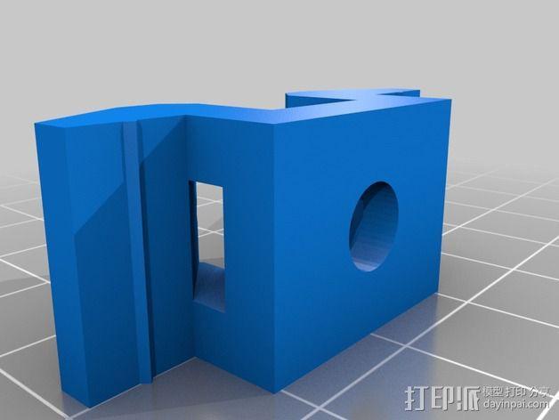 Kit Power Code打印机 3D模型  图3