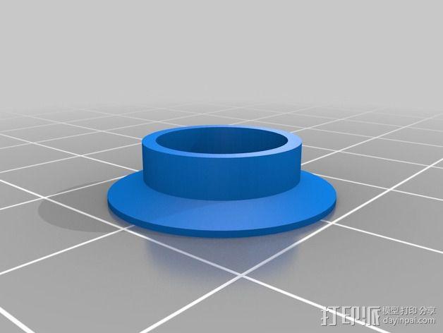 Kit Power Code打印机 3D模型  图4