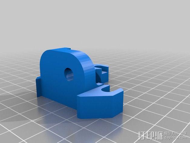 Kit Power Code打印机 3D模型  图6
