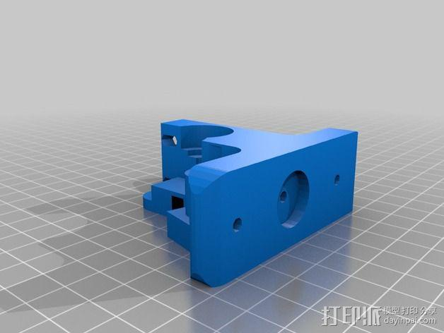 Kit Power Code打印机 3D模型  图7