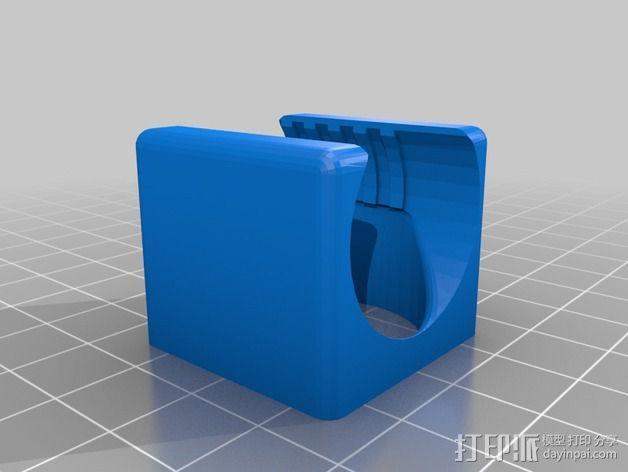 Kit Power Code打印机 3D模型  图13