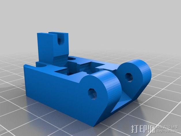 Kit Power Code打印机 3D模型  图12