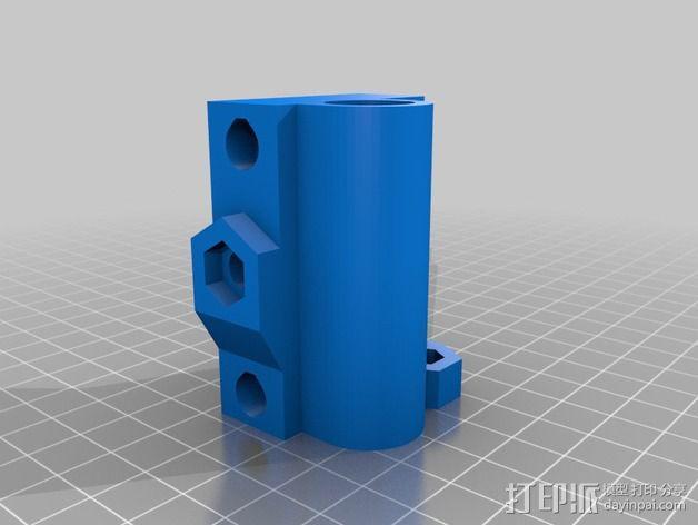 Kit Power Code打印机 3D模型  图11