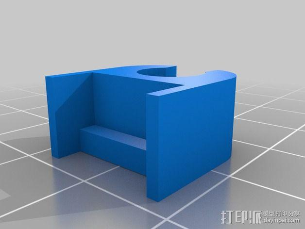 Kit Power Code打印机 3D模型  图15