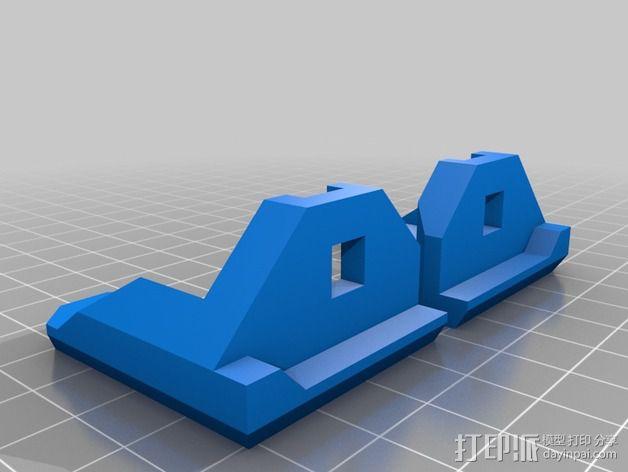Kit Power Code打印机 3D模型  图14