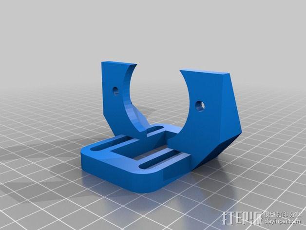 Kit Power Code打印机 3D模型  图20