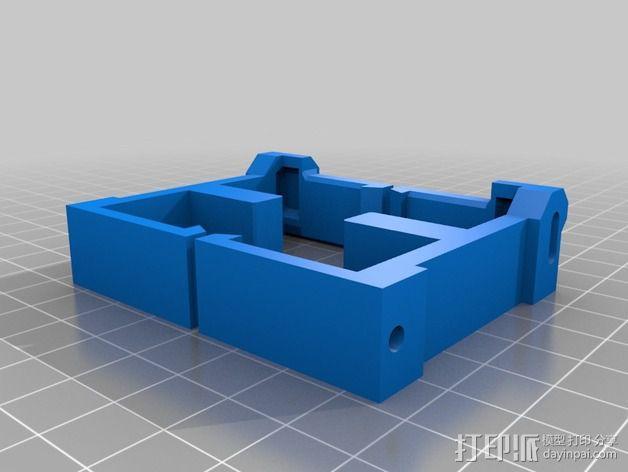 Kit Power Code打印机 3D模型  图19