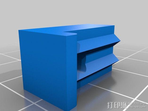 Kit Power Code打印机 3D模型  图22