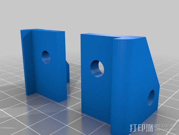 Kit Power Code打印机 3D模型  图21
