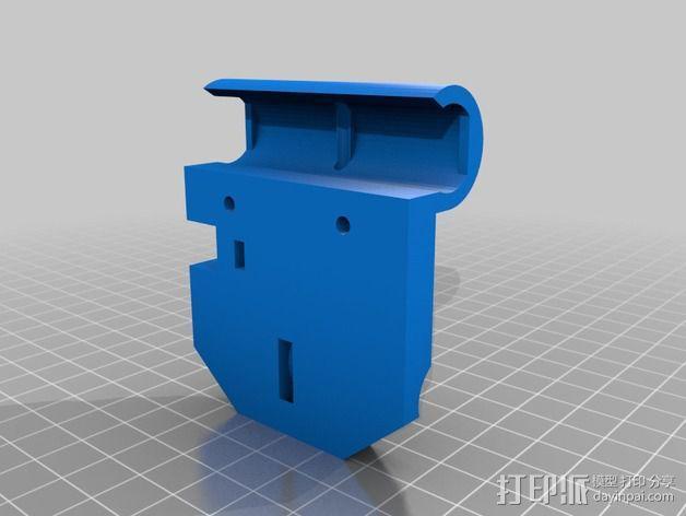 Kit Power Code打印机 3D模型  图25