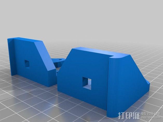Kit Power Code打印机 3D模型  图40