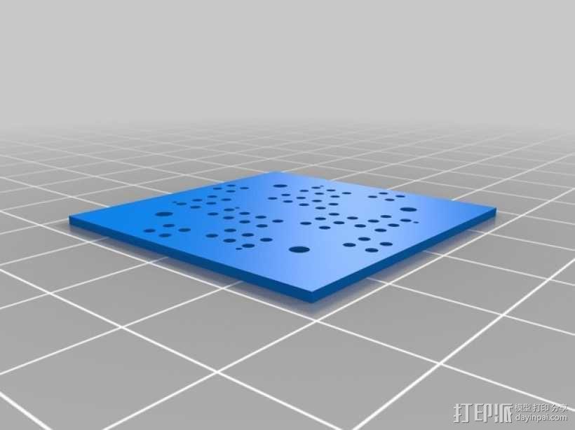 步进马达 3D模型  图6