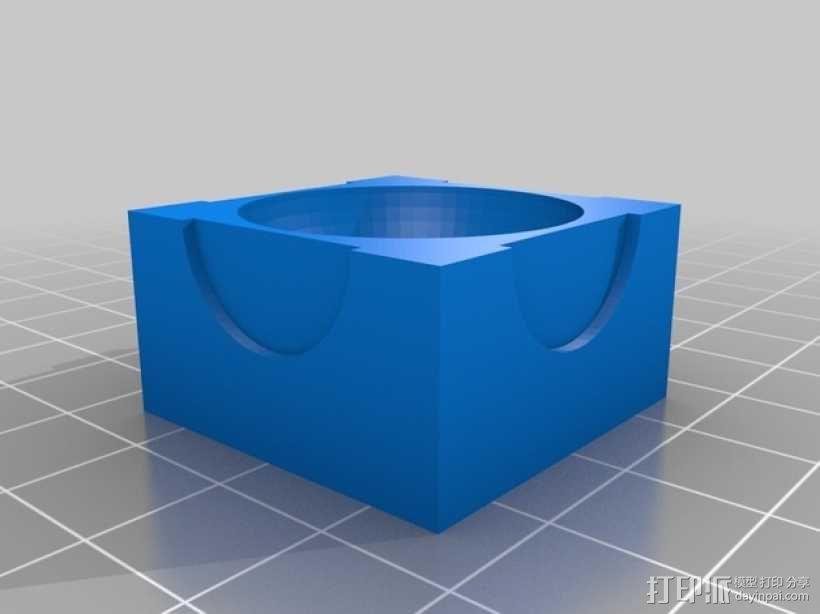 步进马达 3D模型  图7