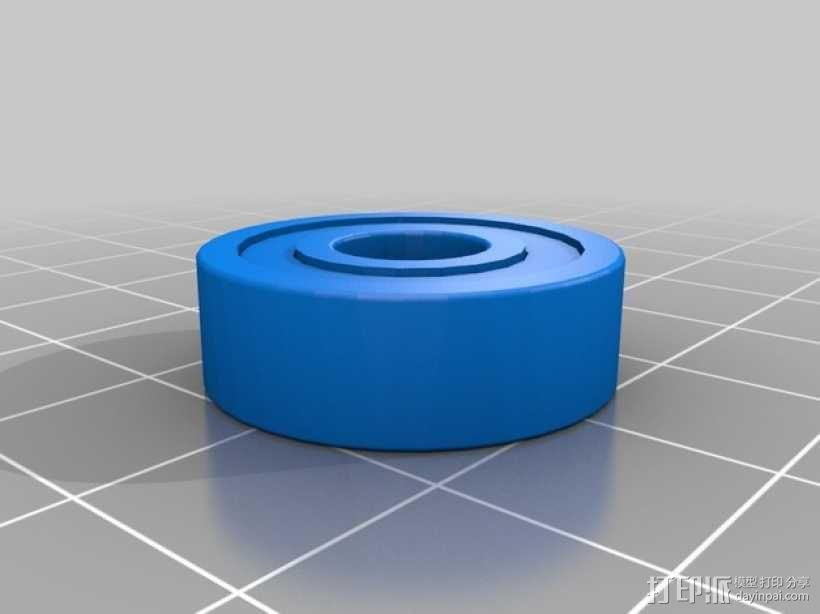 步进马达 3D模型  图8