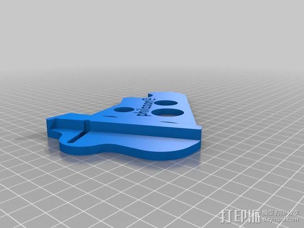 线材架 3D模型  图2