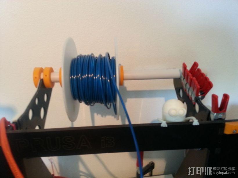 线材架 3D模型  图8