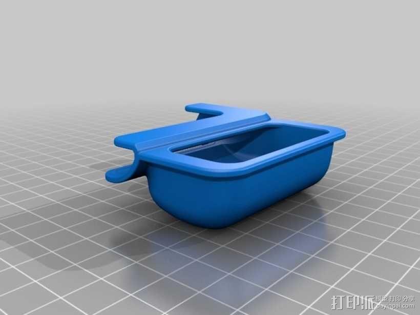 iPad2 扬声器 3D模型  图2