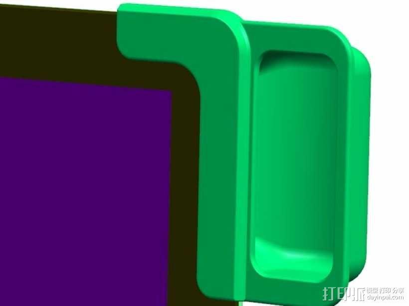 iPad2 扬声器 3D模型  图4