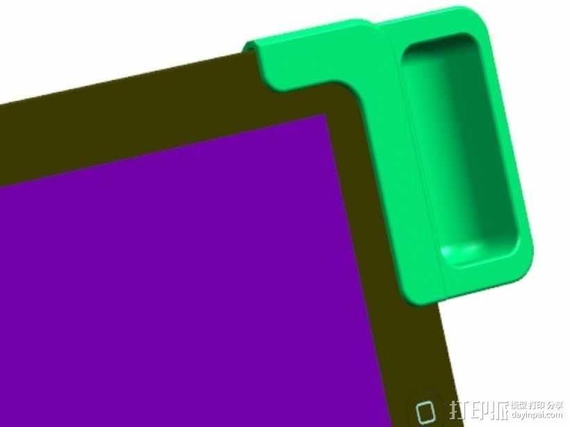 iPad2 扬声器 3D模型  图3