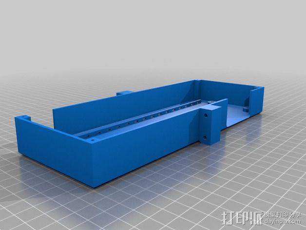 电路板保护罩 3D模型  图6