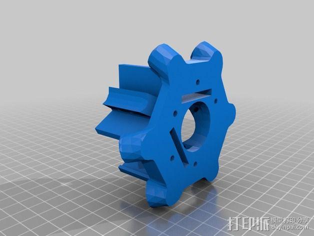 三脚架配件 3D模型  图7