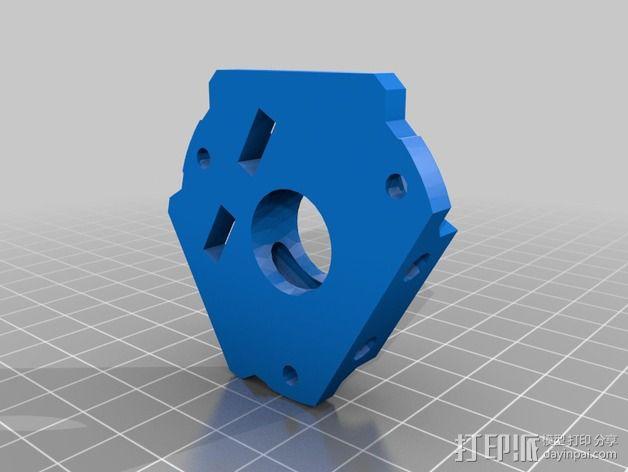 三脚架配件 3D模型  图6