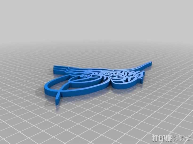 奥特曼 Tugra 3D模型  图1
