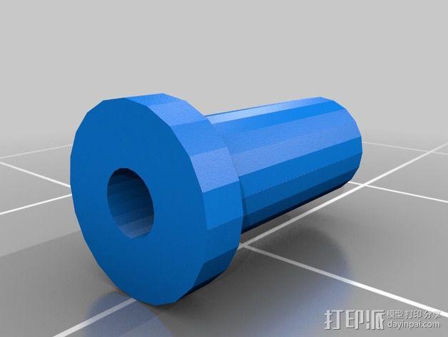 螺栓 3D模型  图4