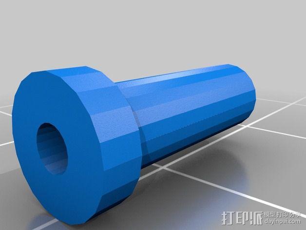 螺栓 3D模型  图5