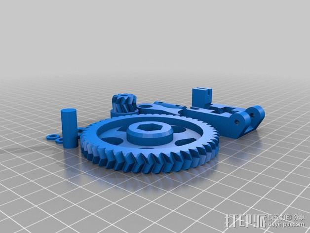 Prusa I3适配器 3D模型  图8