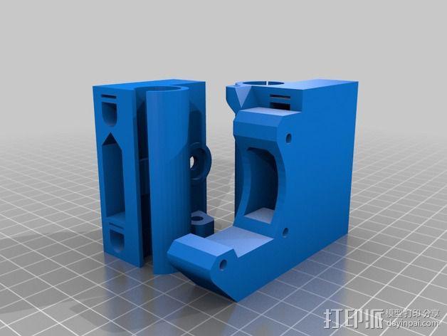 Prusa I3适配器 3D模型  图14