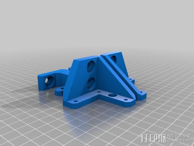 Prusa I3适配器 3D模型  图13