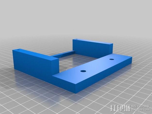 Prusa I3适配器 3D模型  图17