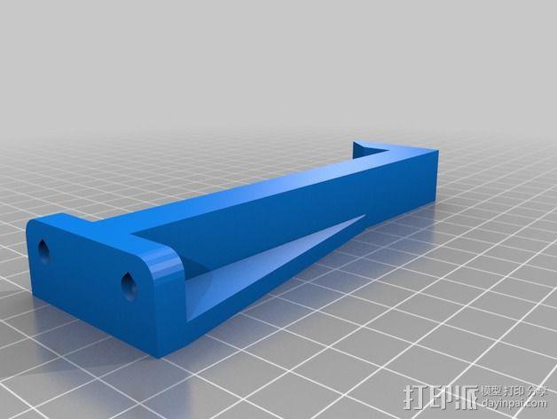Prusa I3适配器 3D模型  图18