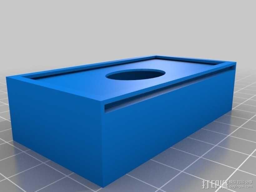 多功能夹子 3D模型  图1