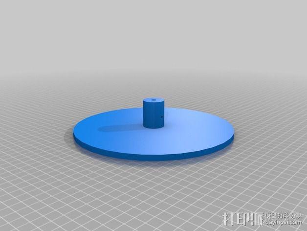 旋转版 3D模型  图2