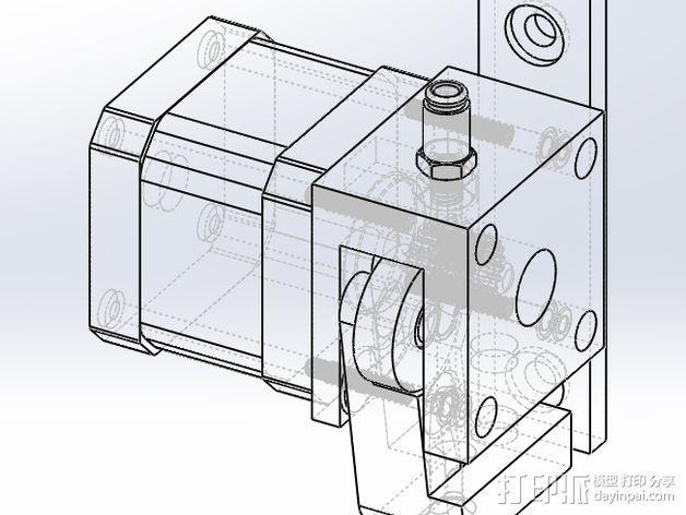 1.75mm线丝 3D模型  图2
