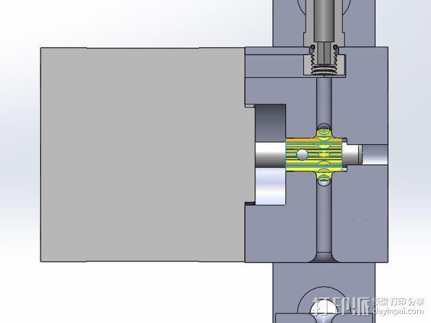 1.75mm线丝 3D模型  图4