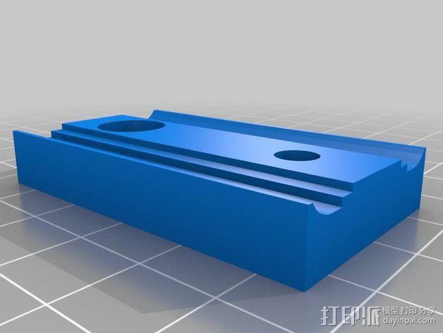 K8200驱动分配器 3D模型  图4