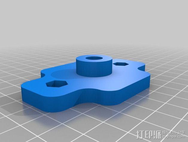 适配器  3D模型  图6