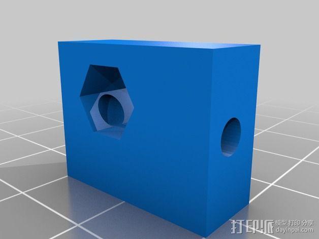 线丝矫正器 3D模型  图2