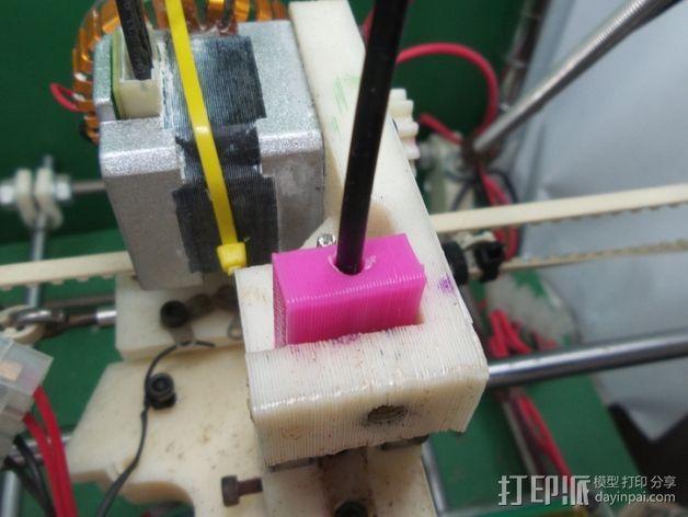 线丝矫正器 3D模型  图6