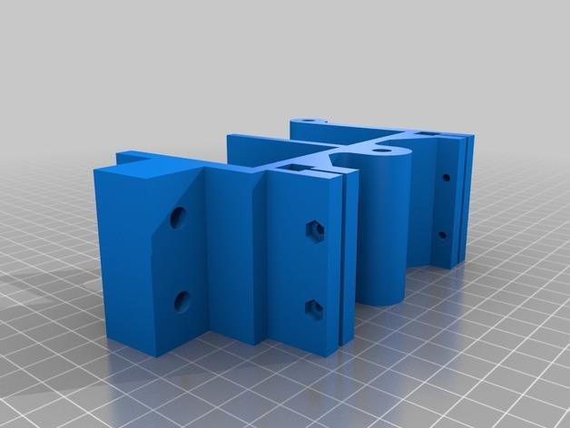 与众不同的Smartrap3d打印机 3D模型  图3