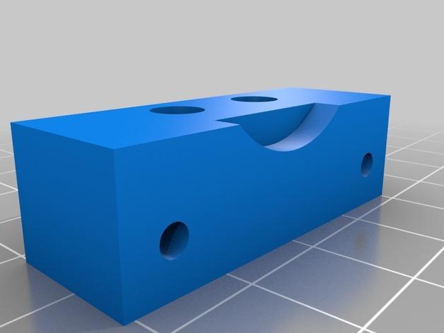 与众不同的Smartrap3d打印机 3D模型  图5