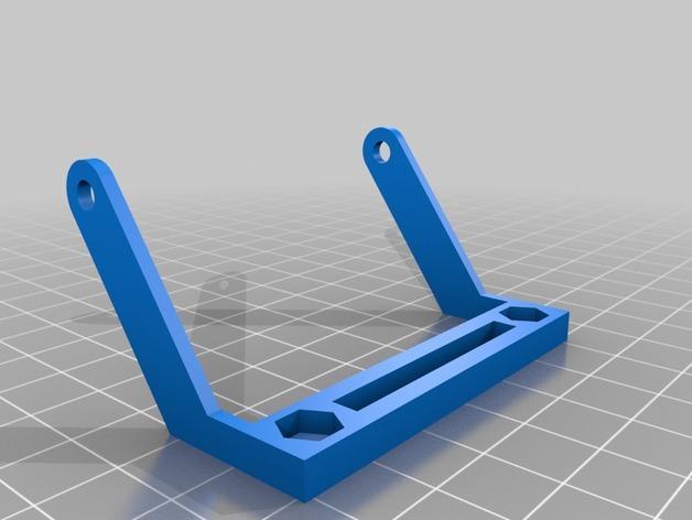 与众不同的Smartrap3d打印机 3D模型  图4