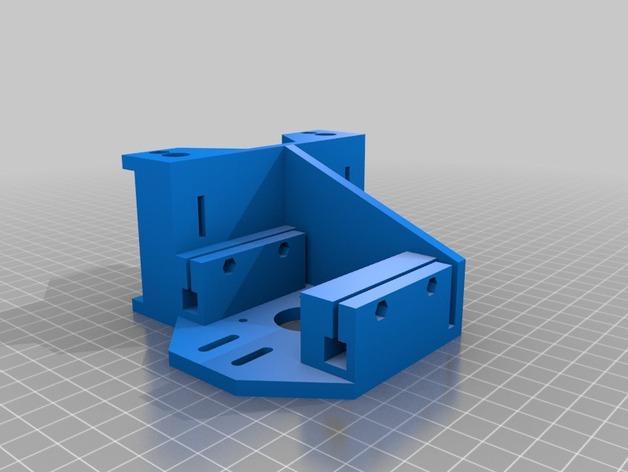 与众不同的Smartrap3d打印机 3D模型  图8