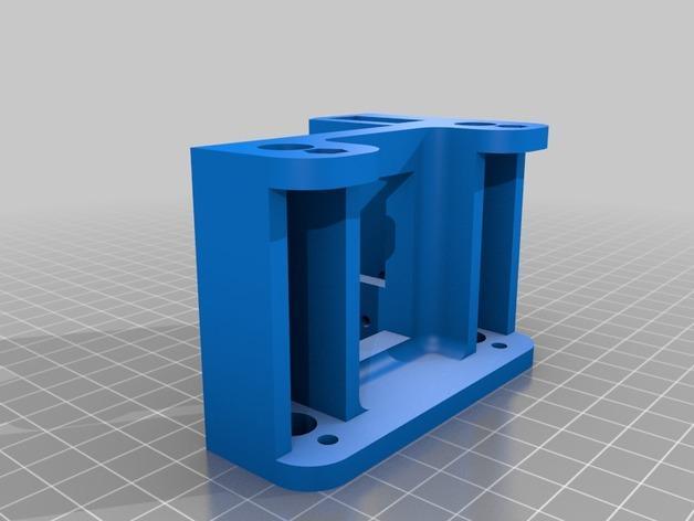 与众不同的Smartrap3d打印机 3D模型  图9