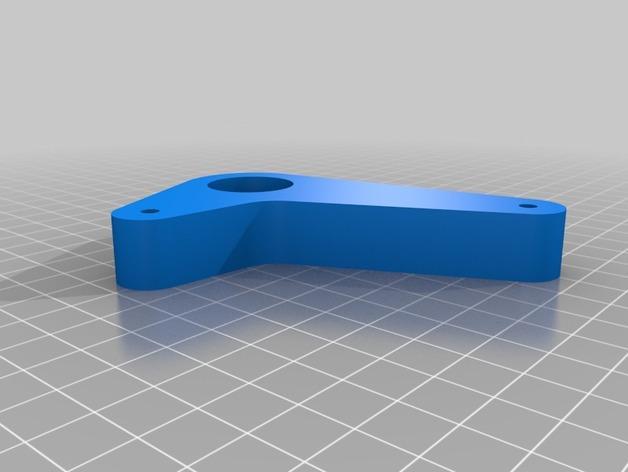 与众不同的Smartrap3d打印机 3D模型  图12