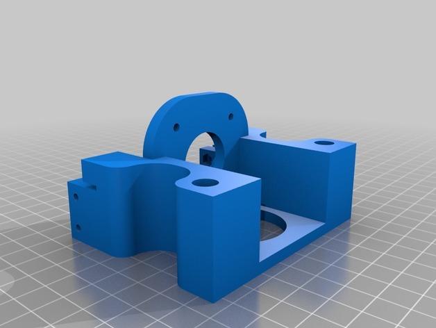 与众不同的Smartrap3d打印机 3D模型  图13