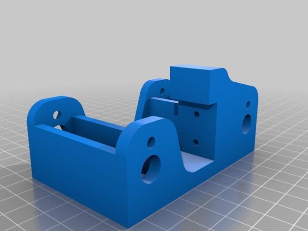 与众不同的Smartrap3d打印机 3D模型  图14